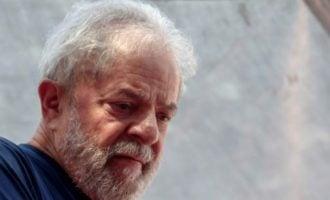 Lula da Silva, Brazil's ex-president, begins 12 years prison sentence
