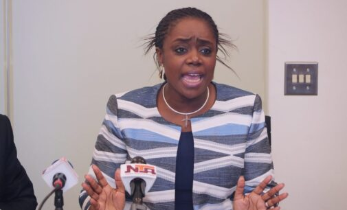 CSO asks court to order Adeosun's arrest over 'forgery' of NYSC exemption certificate
