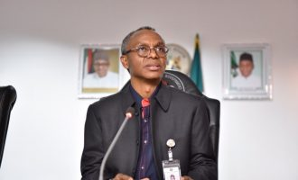 El-Rufai: We have N5m life insurance for every health worker on the frontline