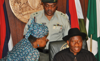 Jonathan: Okonjo-Iweala, Chidoka, Adoke never asked me to reject 2015 election result