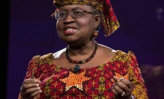 Swiss newspaper apologises for calling Okonjo-Iweala 'a grandmother'