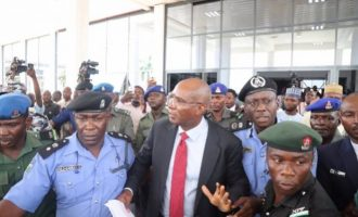 Omo-Agege secures court order to prevent police, DSS from arresting him