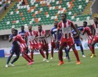 NPFL wrap-up: Abia Warriors, Heartland share points in derby stalemate