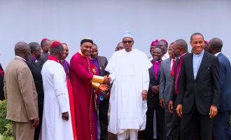 'They embarked on an ungodly exercise' — CAN disowns pastors who endorsed Buhari