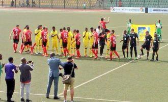 CAF CC: Plateau United defeat USM Algiers 2-1