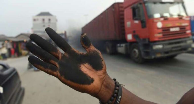 Port Harcourt, the city of soot