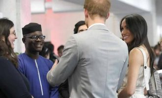 Meet the 'lazy' Nigerian youths who absolved us at CHOGM 2018