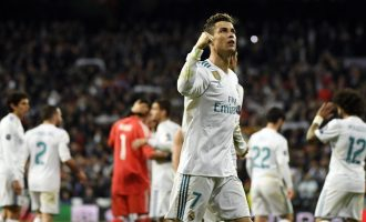 Cristiano Ronaldo bails Real Madrid from Champions League disgrace; Bayern advance