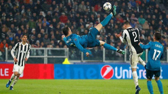 Ronaldo and Madrid reign supreme in Turin, Bayern subdue Sevilla