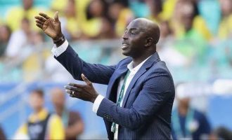 Siasia, Kate Henshaw, John Fashanu named African freestyle football ambassadors