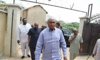 After Osinbajo's intervention, DSS restores Saraki's security aides
