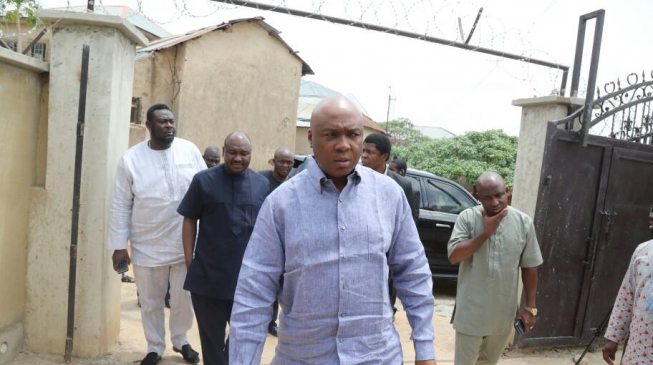 IGP plotting to set me up, says Saraki