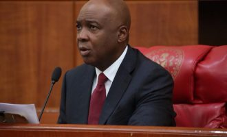 Saraki: Senator Adamu has become presidency's attack dog