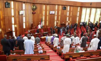 Senate adjourns plenary over African parliamentary conference