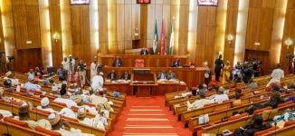 Senate confirms Buhari's INEC nominee
