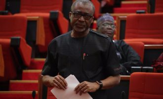 We're working on the recall of Abaribe from senate, says group
