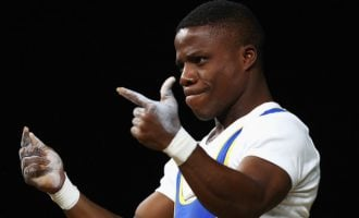 Commonwealth Games: Agboro comes close but misses out on weightlifting medal