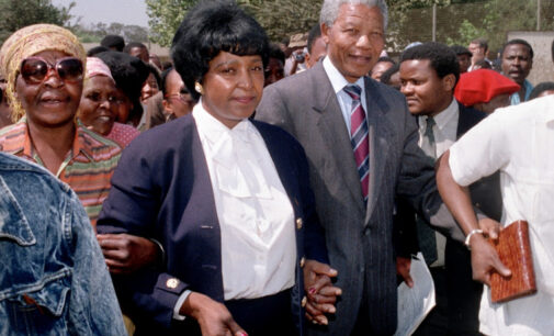The UN obsession with Nelson Mandela and not Winnie?