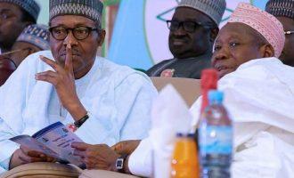 APC chairmanship: Buhari's backing of Oshiomhole is his personal opinion, says Ganduje