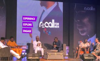 Omojuwa, Afolayan lead conversations on male empowerment