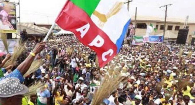 'I'm in this race to the end' — Borno guber aspirant denies dumping APC