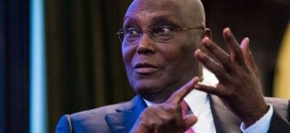 BREAKING: Atiku arrives US, 'to speak at chamber of commerce'