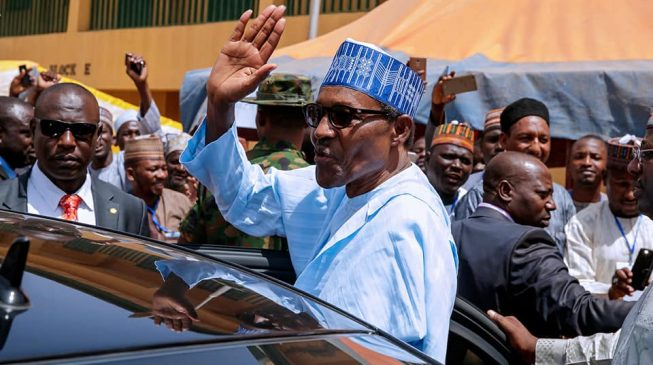 Plateau commissioner: All votes in our state will go to Buhari in 2019