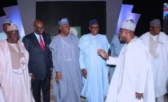 Buhari faults Orubebe's absence at Democracy Day lecture, says he'll always be remembered