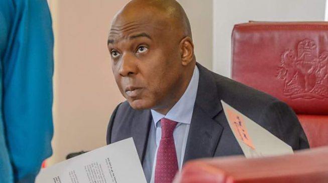 'I wish my people the best' — Saraki breaks silence on 'shocking' defeat