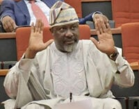 FACT CHECK: Melaye claims people died after taking COVID-19 vaccine — this is FALSE