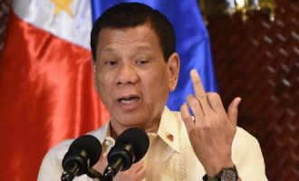 Philippines ready for war over South China Sea
