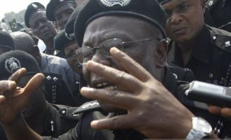 Ehindero, ex-IGP, arraigned for alleged fraud