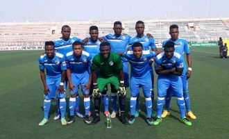 CAF Confederation Cup: Enyimba humbled in Brazzaville