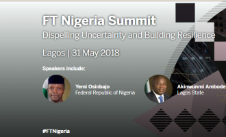 Sahara Group partners Financial Times for Nigeria summit