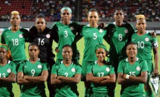 Falcons to face S'Africa, Kenya, Zambia in 2018 AWCON