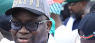Fayose to Fayemi: Ekiti not owing N170bn — that's a blatant lie