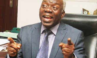 Falana-led group: FG lacks capacity to deal with violence in the north