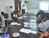 ICIR trains journalists on human rights reporting
