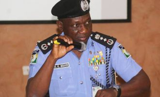 IGP accuses Saraki of diverting attention from probe of 'hired assassins'
