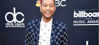 'He's a flaming racist' — John Legend calls for Trump's removal from office