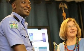 BBC honours Nigerian police officer who has 'never collected bribe'