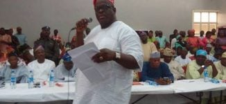 Ogun PDP: Supreme court strikes out suit against Kashamu faction