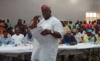 Ogun PDP crisis: INEC rejects NWC list, accepts Kashamu's candidates