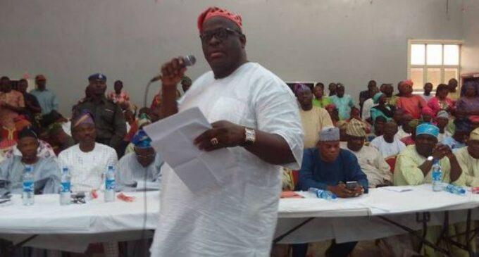 Kashamu: Ogun PDP congress followed due process