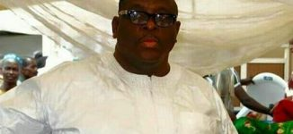 Kashamu: Why I accepted to contest Ogun guber poll