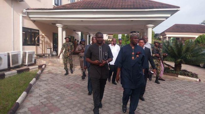 Wike mocks APC as Magnus Abe, Amaechi spark fresh crisis — hours to congress