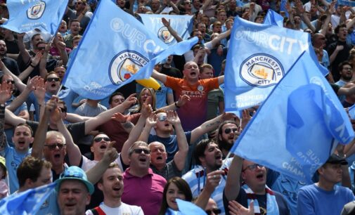 Man City's Champions League ban lifted by CAS