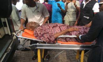 Finally, police convey Melaye to Kogi for trial
