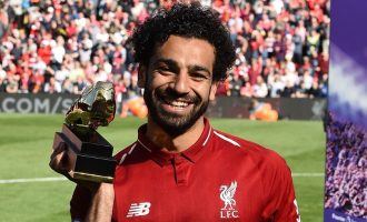 EPL final day: Chelsea finish fifth, Salah takes golden boot, Wenger bows out with win