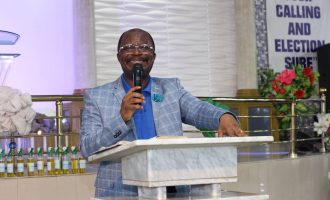 TRENDING VIDEO: Pastor says 'Christianity is centre of corruption in Nigeria'